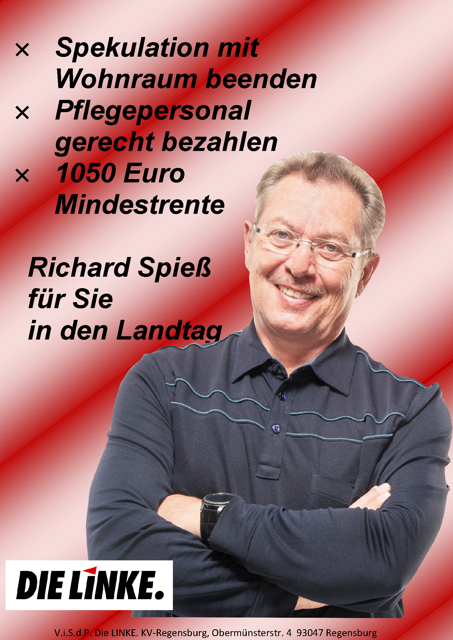 Plakat Richard 2