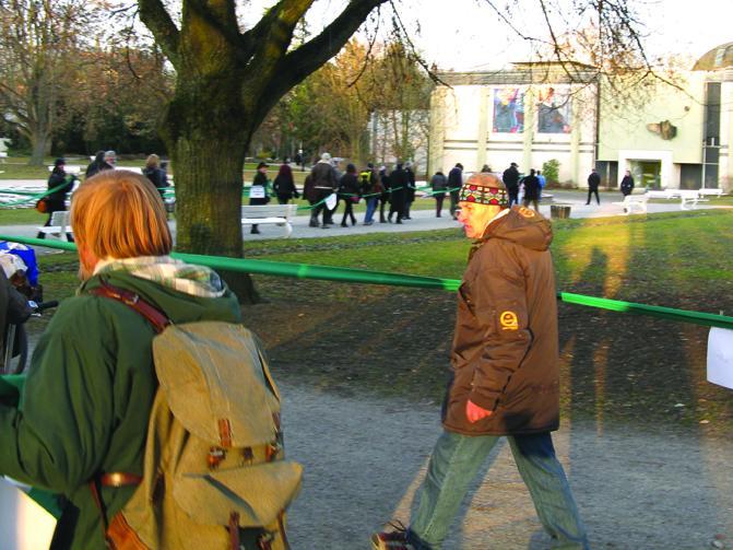 """Karlheinz Kraus: """"In Regensburg denken sich die meisten eben nix, wenn ein paar Bäume weniger da sind.""""Fotos: Staudinger"""