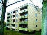 Das Haus, in dem die Hicheris leben, erhielt in den 90ern eine Wärmedämmung. Danach gingen die Schimmelprobleme los.