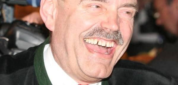 Findet die Pranger-Idee gut: Oberbürgermeister Hans Schaidinger. Foto: Archiv/ Staudinger