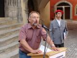 "Manfred Hellwig: \""Dann muss die Heimat vor der eigenen Bevölkerung geschützt werden.\"""