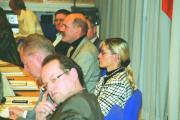 Hans Schaidinger bei der Stadtratssitzung Ende Januar zur Aufklärung der Stadtbau-Affäre. Foto: Archiv