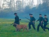 Die Gendarmen sind dem Räuber Kneißl auf der Spur. Foto: movienetfilm.de