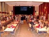 Im Kolpinghaus: Knapp 200 Besucher sind zur Wahlkampfveranstaltung gekommen. Foto: as