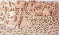Kosten nicht darstellbar: Standort Petersweg. Modell: Stadt Regensburg