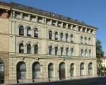 Hauptgebäude der Hypo Real Estate in München. Foto: pm