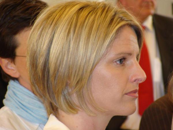 CSU-Vertreterin im Aufsichtsrat der Stadtbau: Astrid Freudenstein. Foto: Archiv