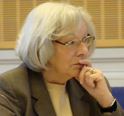 CSU-Vertreterin im Aufsichtsrat der Stadtbau: Helgit Kadlez. Foto: Archiv