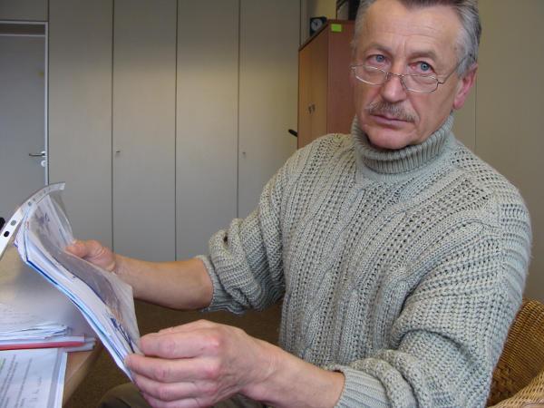 Christoph Schmidt ist tief enttäuscht. Erst wurde er vom DJK ausgebootet, dann von Bürgermeister Weber bei der ARGE angeschwärzt.