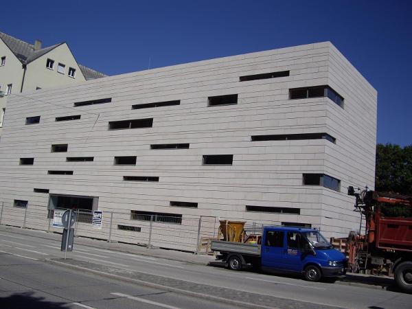 Das Gebäude in Kumpfmühl. Foto: privat
