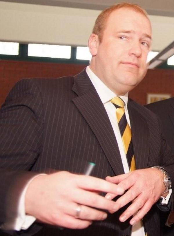 Unter Druck: CSU-Fraktionschef Christian Schlegl. Foto: Staudinger