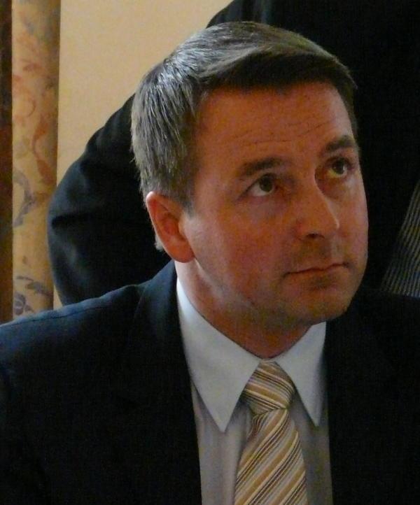 Armin Gugau, fraktionsloser Stadtrat, Regensburger CSU-Chef, Rieger-Lager. Foto: Archiv