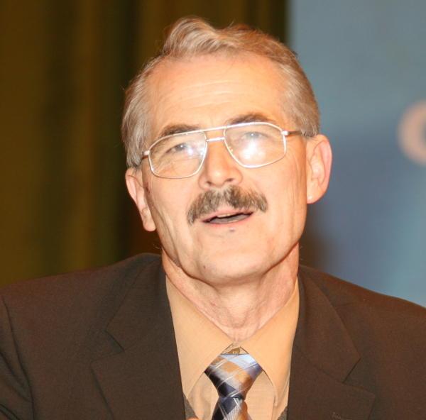 Hans Renter, fraktionsloser CSU-Stadtrat, stelvertretender Kreisvorsitzender, Rieger-Lager. Foto: Staudinger