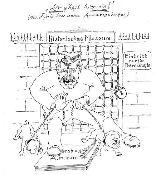 Karikatur: Joachim Weller