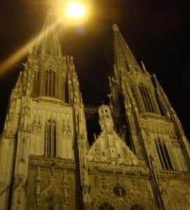 """Katholikentag 2014: Die """"Friedensveranstaltung"""" hatte im Vorfeld zu allerlei Kleinkriegen geführt."""