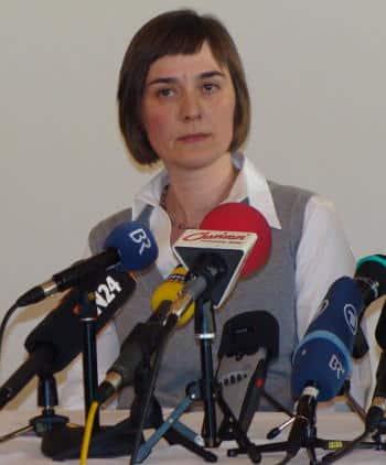 Legte einen umfassenden Zwischenbericht vor, durfte aber nicht interviewt werden: Angelika Glaß-Hofmann. Foto: Archiv/as