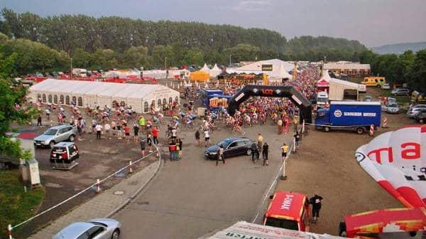 Großveranstaltung mit 7.000 Teilnehmern: der Arber-Radmarathon des Veloclubs. Wie werden solche Vereine eingebunden? Foto: pm