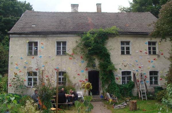 Die Bäckergassen-WG kurz vor ihrem Aus 2010. Foto: Archiv/ as