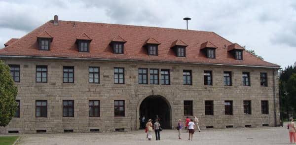 Das Konzentrationslager Flossenbürg. Foto: Archiv