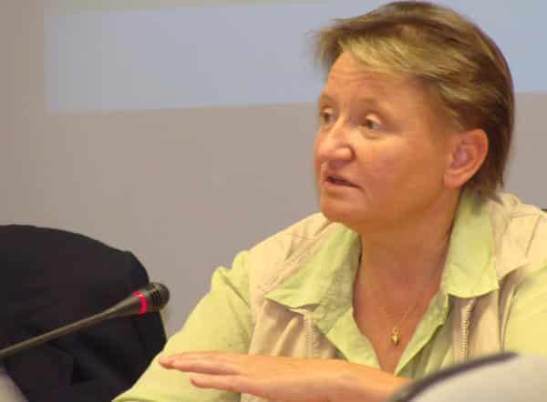 Susanna Tausendfreund fordert eine umfassende Aufarbeitung des Polizeieinsatzes in Regensburg. Foto: Archiv