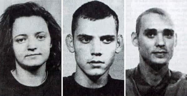 Werden für zehn Morde verantwortlich gemacht, davon fünf in Bayern: Beate Zschäpe, Uwe Bönhardt und Uwe Mundlos. Vor Gericht geriert sich Zschäpe mittlerweile als Opfer.