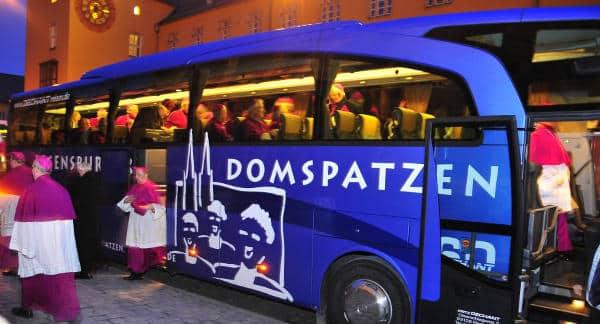 Die Regensburger Domspatzen: Gut als Aushängeschild, Vergangenheitsbewältigung Fehlanzeige. Foto: Archiv/ Staudinger