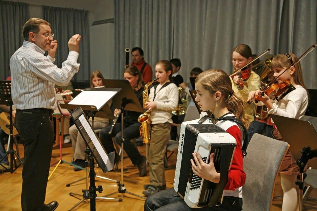 Musikalische Früherziehung Regensburg