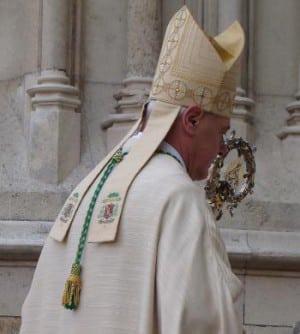 Bischof Müller geht