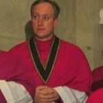 Wird wieder politisch: Generalvikar Michael Fuchs. Foto: Archiv/ Staudinger