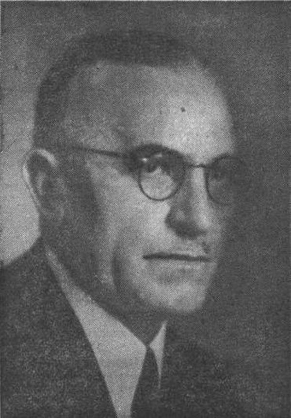 Hans Herrmann um 1949. Foto: Staatliche Bibliotheken/ Stadt Regensburg