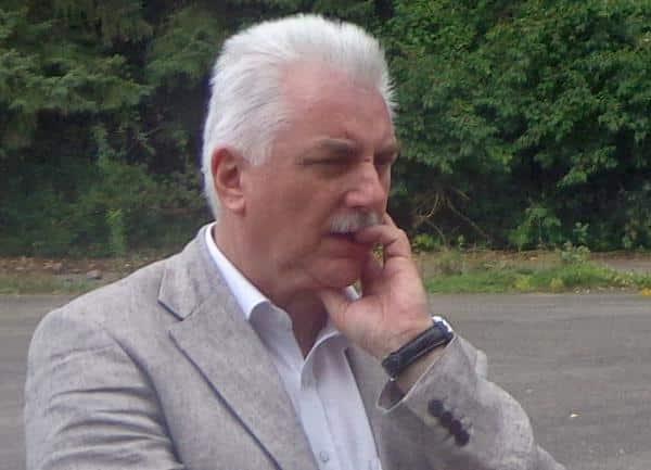 Seine eigenen Verstrickungen und dreißigjährige Untätigkeit in Sachen Aufarbeitung der NS-Geschichte wollte will Dr. Heinrich Wanderwitz nicht aufgearbeitet sehen. Foto: Archiv