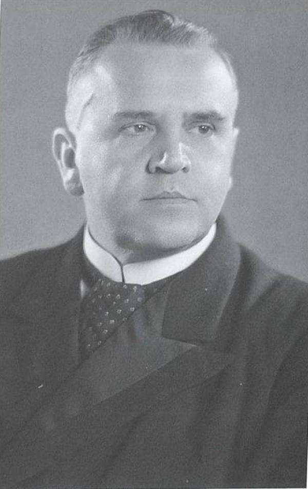 Sakrosant bis heute: Domkapellmeister Theobald Schrems (hier um 1937). Foto: privat