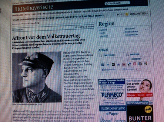Tageszeitung Regensburg