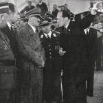 Rüstungsfabrikant mit direktem Draht zum Führer: Heinrich Messerschmitt. Foto: Heinrich Hoffmann