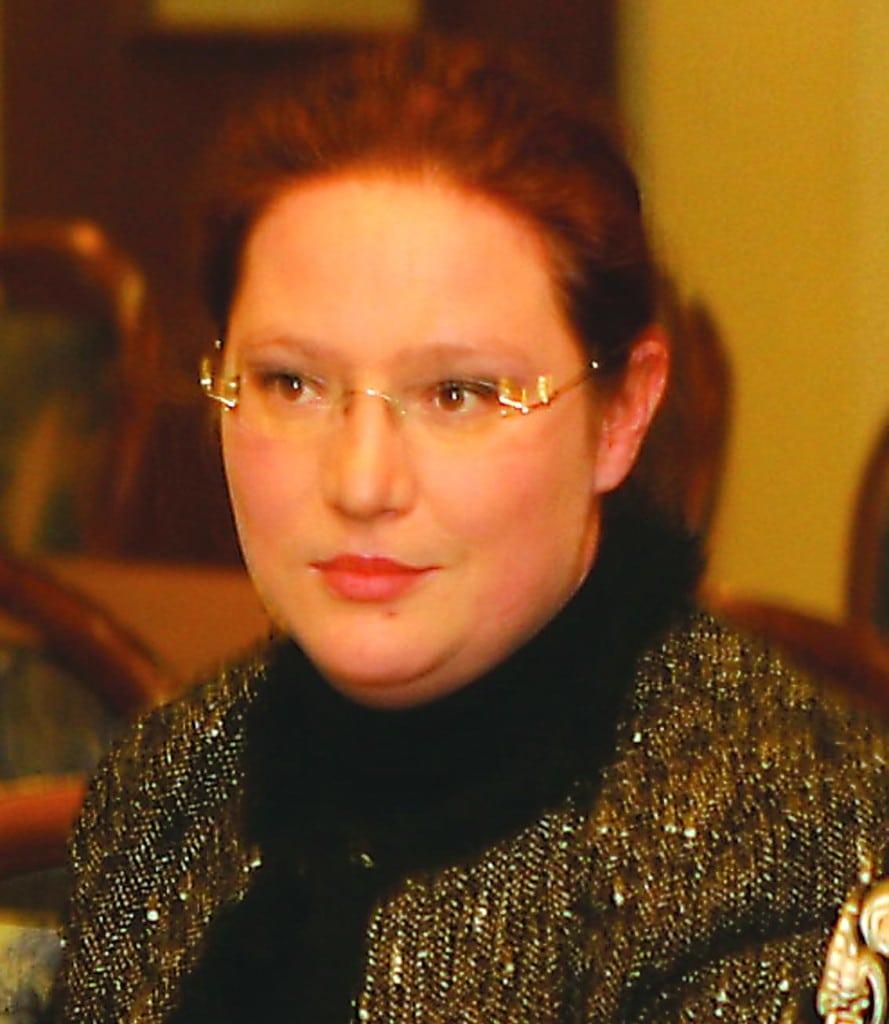 Martina Dräxlmaier, CSB. Foto: Archiv
