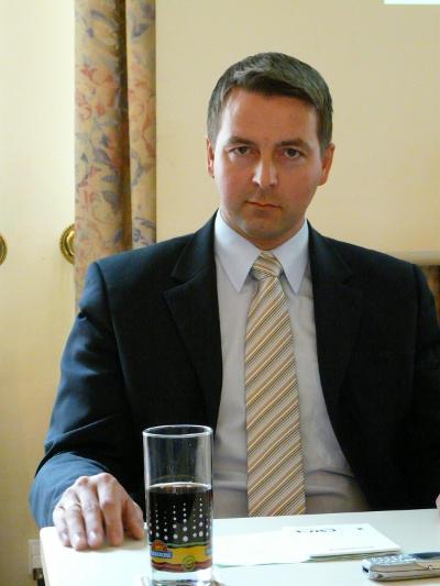 Will keine Mitgliederbefragung: Der CSU-Kreisvorsitzende Armin Gugau. Foto: Archiv