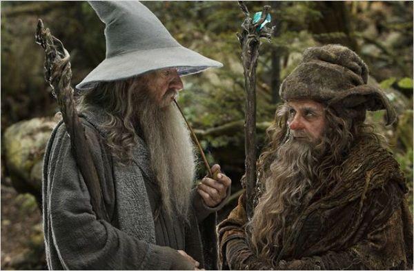 Zwischen Technik-Fanatismus und Detailliebe: Peter Jacksons neustes Epos um Hobbits und Zauberer. (c) Warner Bros.