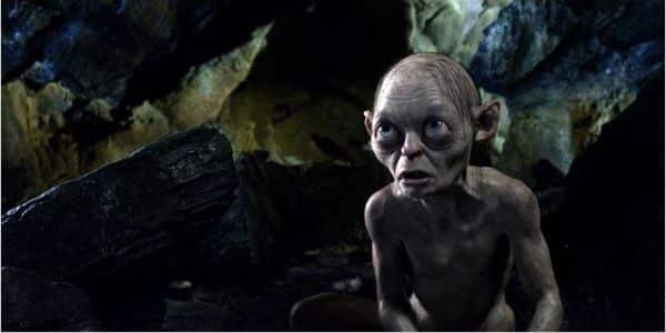 Alter Bekannter: Gollum ist auch dabei. (c) Warner Bros.