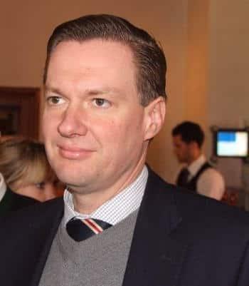 """""""Persönliche und berufliche Gründe"""": Gero Kollmer ieht sich von der Parteispitze zurück. . Foto: Staudinger"""