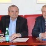 Kurt Schindler und Horst Eifler haben sich mit ihrem Vorschlag an den Stadtrat gewandt. Foto: Archiv