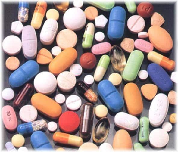 956 MilliardenUS-Dollar Umsatz machte die Pharmaindustrie 2011. Fast eine Verdoppelung seit 2003. Foto: RayNata/ Wikipedia (GNU-Lizenz)