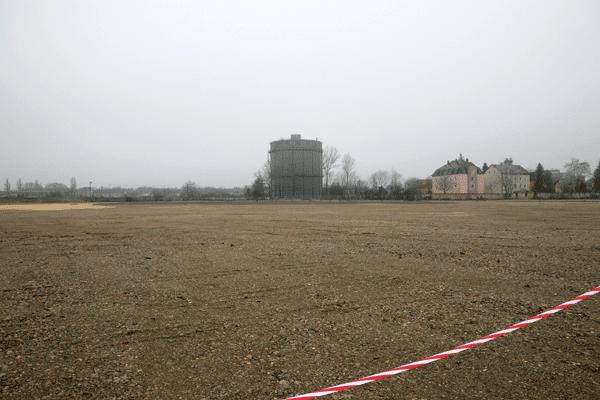 Auf dem Zuckerfabrik-Gelände werden Sozialwohnungen noch nach der alten Quote von 15 Prozent gebaut. Foto: Archiv