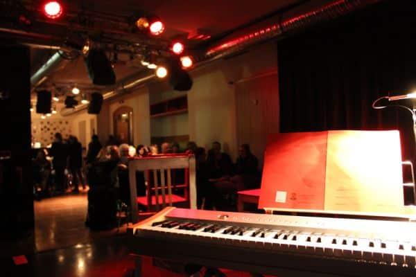 Kultureller Treffpunkt und künstlerische Spielwiese: Das Kulturcafé im W1