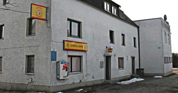 Das Vereinsheim der Bandidos in Keilberg wurde am Mittwoch ebenfalls durchsucht. Fotos: as
