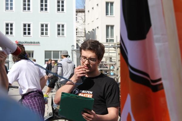 """Pirat Jan Kastner: """"Gefährdet ist das intimste, was wir haben - unsere Passwörter!"""""""