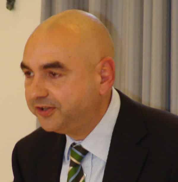 Jürgen Mistol. Foto: Archiv