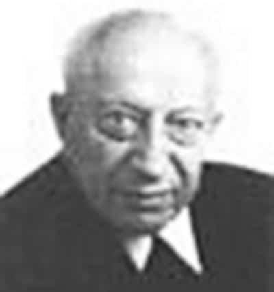 Rupert Fochtner: Sein Wirken als Studentenführer blieb nach dem Krieg unerwähnt.