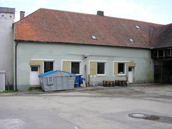 Das ehemalige Gebäude der Grenzland-Musikschule Eslarn: Hier rekrutierte Zimmermann weitere Opfer. Foto: Werner