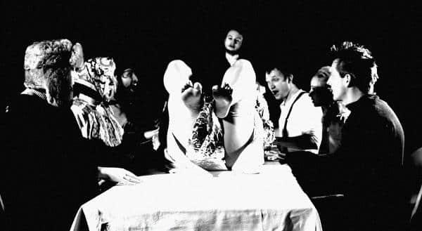 Bizarres Bankett: Am Dienstag feiert der Film von David Liese im Garbo-Kino Premiere.