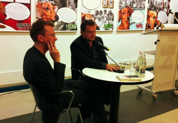 Gehörten zu den ersten Journalisten, die den Fall Mollath aufgegriffen haben: Olaf Przybilla und Uwe Ritzer. Foto: as